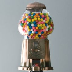 Carousel® Old Fashioned Gumball Machine  found at @JCPenney
