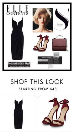 """""""Sem título #758"""" by gaibsalmeida ❤ liked on Polyvore featuring Zimmermann and Givenchy"""