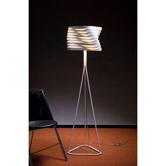 Almerich Lámpara de pie Boomerang Boomerang de Almerich es la lámpara de pie que estabas esperando. Moderna, original y que crea un ambiente único y mágico....