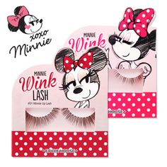 [LIMITED EDITION] Etude House Minnie Wink Lash | ~The Cutest Makeup~