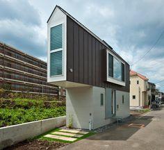 Bananark: House in Horinouchi / Mizuishi architect atelier (...