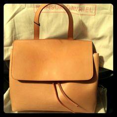 Mansur Gavriel Ladybag Cammello Rosa Lovely NWT regular Lady bag in Cammello Rosa Mansur Gavriel Bags