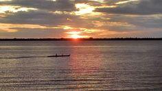 Pôr-do-sol no Portal da Amazônia (2)