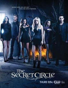 """The Secret Circle""   http://www.imdb.com/title/tt1837654"