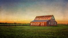 Aggie Barn 2016 - Joan Carroll