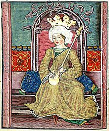 Mary, also known as Maria (1371 – 17 May 1395), was Queen regnant of Hungary and Croatia between 1382 and 1385, and from 1386 until her death. She was the daughter of Louis the Great, King of Hungary and Poland, and his wife, Elizabeth of Bosnia. Mary's marriage to Sigismund of Luxembourg, a member of the imperial Luxembourg dynasty, was already decided before her first birthday. A delegation of Polish prelates and lords confirmed her right to succeed her father in Poland in 1379.