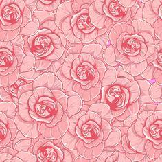 Papel de Parede Floral 1734