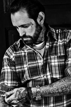 Tattoo | Beard