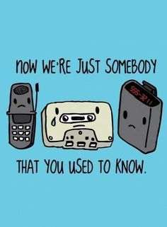 When did you last use one of these?
