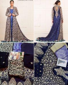 Master replica of zainab chotani dress For order plzz contact 9924177066