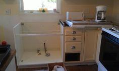 Sink cabinet 9/14/2014