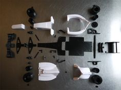 Daniel Noree printed R:C formula 1 car parts 3d Printing Industry, 3d Printing Technology, Things To Buy, Things To Think About, Electronic Kits, Formula 1 Car, Local Hardware Store, Impression 3d, Wooden Toys