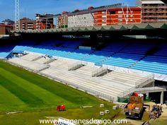 [Fotos] Así es la nueva grada de Tribuna ~ Celta de Vigo Moi Celeste