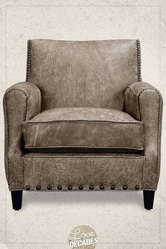 Howdy Armchairs From Decades Furniture Company. Decades Is Owned By Roger  And Chris Hazard,