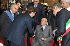 Ordine al merito della Repubblica Italiana (Presidente Napolitano)