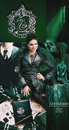 Lana Parrilla / The Evil Queen /Regina Mills Slytherin wallpaper 🐍 Regina Mills, Regina Ouat, Queen Aesthetic, Scottish Accent, Queens Wallpaper, Evil Queens, Jennifer Morrison, Film Serie, Series Movies