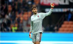 Milan vil forlænge Donnarummas kontrakt