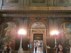 Interior de la #Biblioteca Pública de #NuevaYork