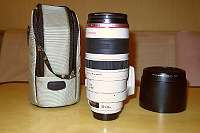 Canon EF 100-400mm f/4.5-5.6 L IS USM Objektiv Camcorder, Canon Ef, Water Bottle, Video Camera, Water Bottles, Movie Camera