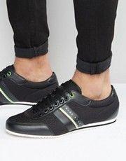 Boss Green Vantage Tape Sneakers