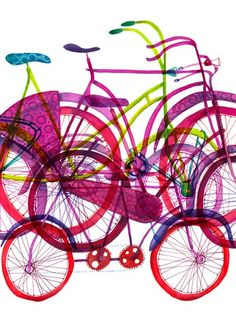 """""""Bicycles are almost as good as guitars for meeting girls"""" (Bob Weir)"""