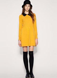 Bqueen Knitted Shift Dress