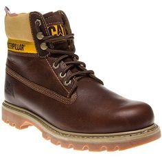 d4cf5d65a449ba Caterpillar Colorado Homme Boots Marron: Amazon.fr: Chaussures et Sacs