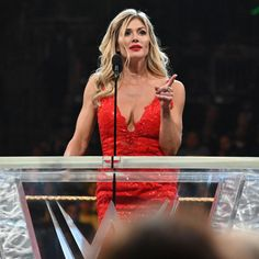 Torrie Wilson gets inducted into the WWE Hall of Fame - Class of photos Wrestlemania 29, Torrie Wilson, Stacy Keibler, Wrestling Divas, Wwe Photos, Professional Wrestling, Wwe Divas, Most Beautiful, Sexy Women