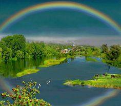Un arco iris!!?:-)