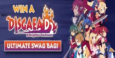 (EXPIRED) Win a copy of Disgaea D2: A Brighter Darkness and Associated Merchandise! #Contest #Free #Win #Promotion #PS #PlayStation #3 #PS3 #video #Videogames #Game #Games #Disgaea #D2 #Brighter #Darkness #Merchandise