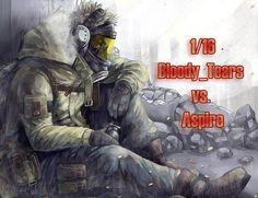Warface Challenge Cup: Лето-2016 (4 тур - 1/16  Bloody_Tears vs. Aspire)