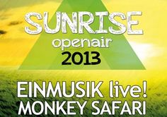 Sunrise Openair 2013