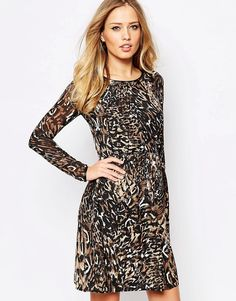 Supertrash+Danielle+Dress+in+Leopard