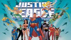 Liga da Justiça Sem Limites (no original em inglês: Justice League Unlimited) é uma série anim...