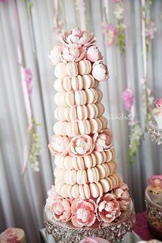 Pink Floral Princess birthday party