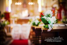 Wedding: setup