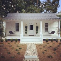 Restored 1889 Historic Cottage (via Pinterest: Discover and save creative ideas)