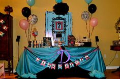 Monster High 7th Celebration | CatchMyParty.com