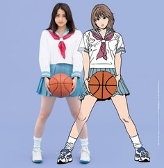 早見あかり - 週刊ビッグコミックスピリッツ46号 2014.10.27 Kawaii Cute, Kawaii Girl, Old Anime, Anime Art, Collages, Cute Girl Drawing, Perspective Art, Tumblr Art, Anime Poses