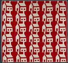 Little house quilt