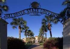 Valdosta State University.