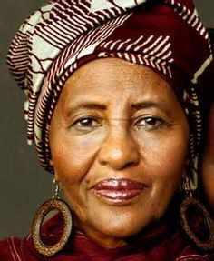 Dr. Hawa Abdi  is a courageous humanitarian who started a hospital and refugee camp to provide vital health care throughout Somalia's 22 year civil war.