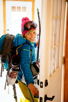 Profiles of five women who would stop at nothing to raise skiers.