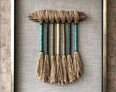 Woven Wall Hanging, Rug Making, Jute, Fiber Art, Weaving, Etsy Seller, Wall Hangings, Textiles, Tapestry