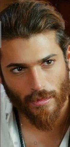 Clear Lip Gloss, Arab Men, Turkish Actors, Attractive Men, Good Looking Men, Bearded Men, Beautiful Boys, How To Look Better, Hot Guys