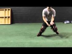 Conditioning for Catchers. Foot Speed and blocks. Softball Workouts, Softball Drills, Softball Coach, Fastpitch Softball, Softball Mom, Baseball Hitting Drills, Softball Pitching Machine, Baseball Field Dimensions, Baseball Sister