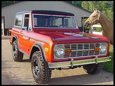 1976 Ford Bronco Sport 302 CI, 3-Speed #Mecum #Dallas