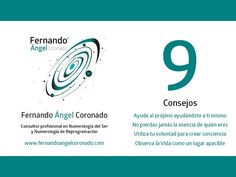 Numerología para los nacidos los días 9, 18 y 27