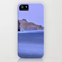 Cabo de Gata iPhone Case by Guido Montañés - $35.00