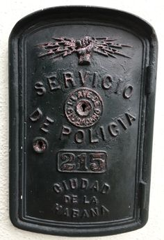 Police Call, Havana, Dog Tags, Dog Tag Necklace, Boxes, Personalized Items, Type, Street, Jewelry